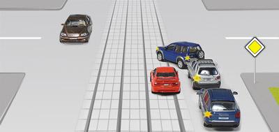 Движение по «Правилам дорожного движения»